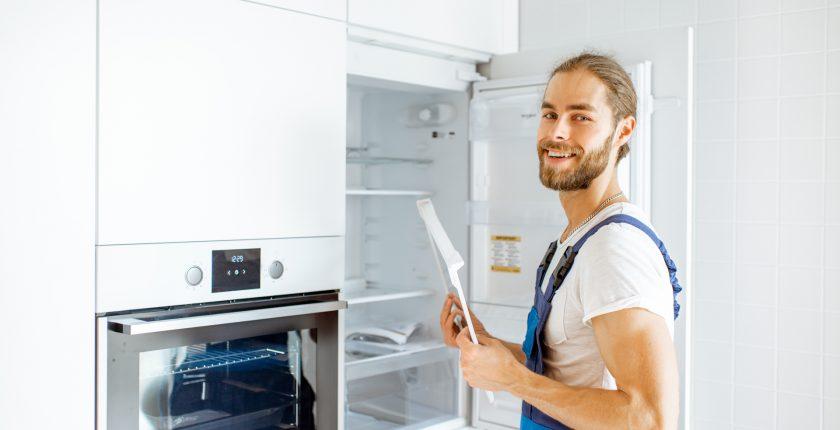 kühlschrank einbauen